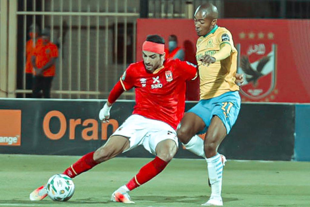 الأهلي ينجح في المهمة الأولى ويضع قدماً في نصف نهائي دوري أبطال إفريقيا