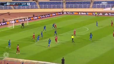 اهداف مباراة الوحدة والفتح 3-2 الدوري السعودي
