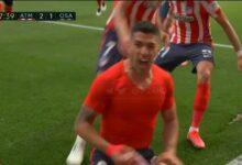 هدف سواريز القاتل في مرمى اوساسونا 2-1 الدوري الاسباني