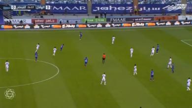 أهداف مباراة الهلال والفيصلي 3-2 الدوري السعودي