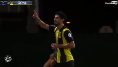 اهداف مباراة الاتحاد والعين 1-0 الدوري السعودي