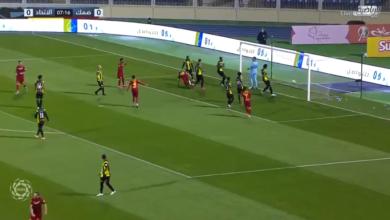 اهداف الاتحاد وضمك 1-1 الدوري السعودي