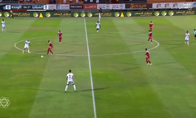 أهداف مباراة الشباب والوحدة 3-0 الدوري السعودي