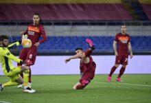 روما - مانشستر يونايتد