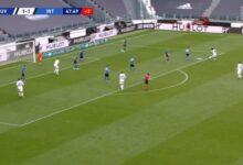 هدف كوادرادو في مرمى انتر ميلان 2-1 الدوري الايطالي