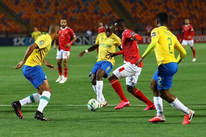 تاريخ مُواجهات الأهلي وصنداونز في دوري أبطال إفريقيا