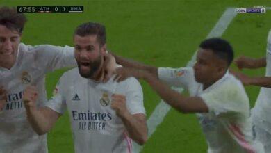 ملخص مباراة ريال مدريد واتليتك بلباو في الدوري الاسباني