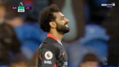 اهداف مباراة ليفربول وبيرنلي 3-0 الدوري الانجليزي
