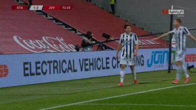 اهداف يوفنتوس واتلانتا 2-1 كأس ايطاليا
