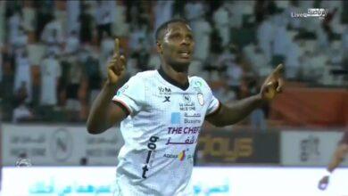 اهداف مباراة الشباب والعين 5-1 الدوري السعودي