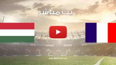 مباراة فرنسا والمجر