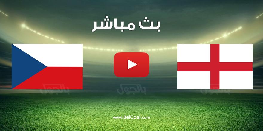 مباراة إنجلترا والتشيك