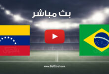 مباراة البرازيل وفنزويلا