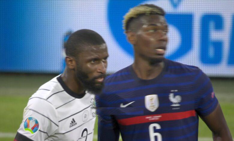 ملخص مباراة فرنسا وألمانيا في يورو 2020