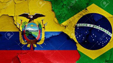 البرازيل والاكوادور