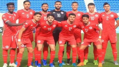 موعد مباراة تونس وجزر القمر اليوم في كأس العرب والقنوات الناقلة
