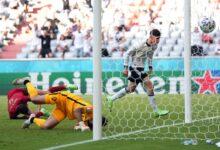 هدف المانيا الاول في مرمى البرتغال 1-1 يورو 2020