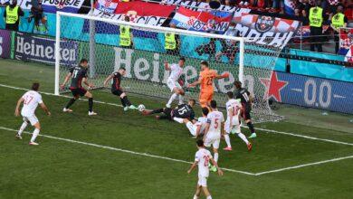 هدف كرواتيا الثاني في مرمى اسبانيا 3-2 يورو 2020