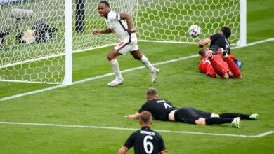 نتيجة مباراة ألمانيا وإنجلترا اليوم في يورو 2020