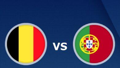 البرتغال وبلجيكا
