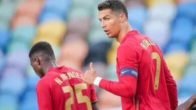 رونالدو: أشعر بحماسة أكبر مما كنت في يورو 2004