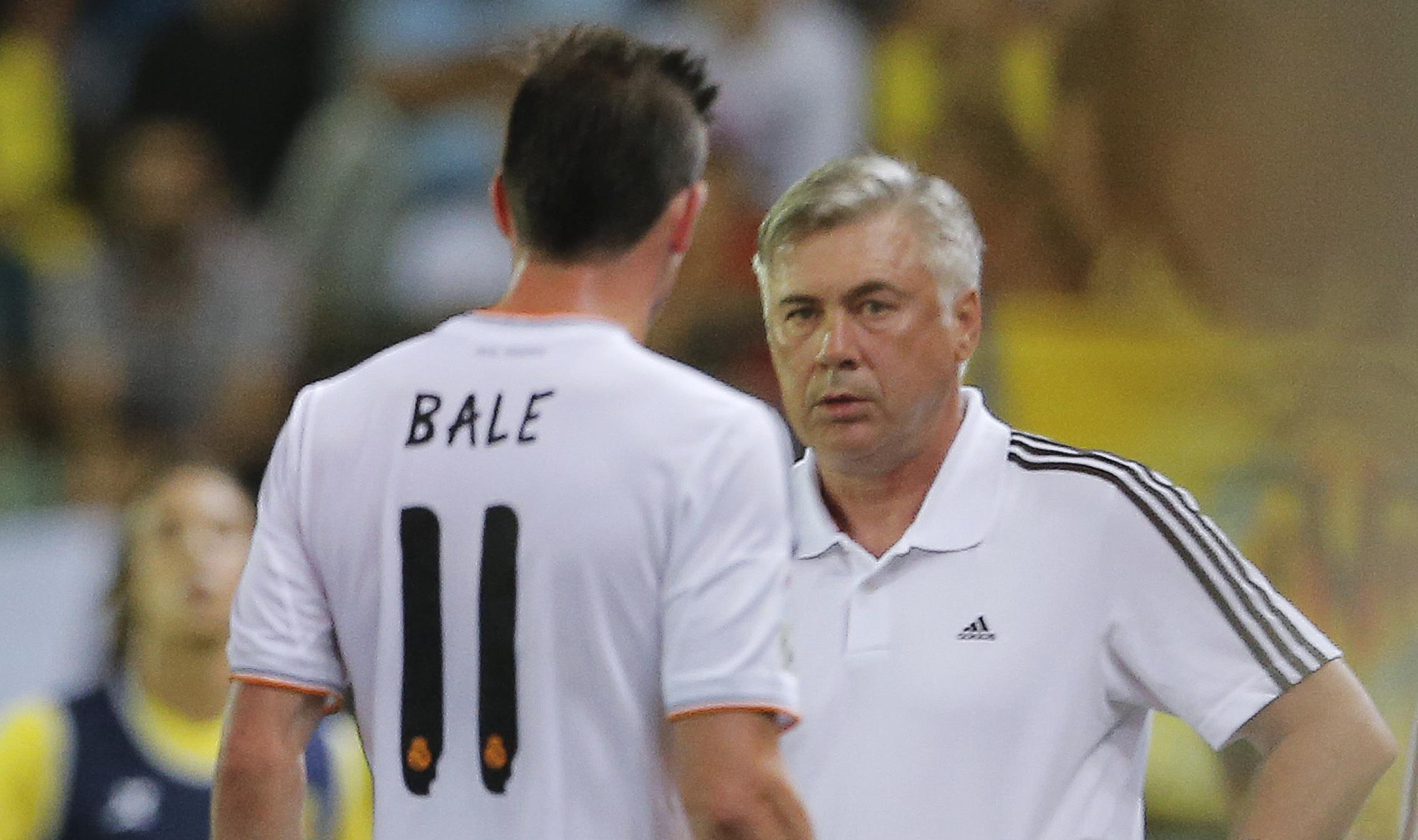 هل يستطيع أنشيلوتي إعادة بيل إلى أفضل ما لديه في ريال مدريد؟