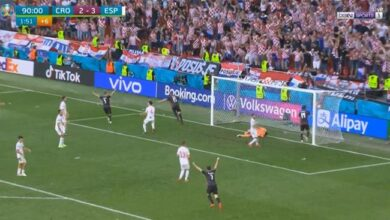 اهداف مباراة اسبانيا وكرواتيا 5-3 يورو 2020