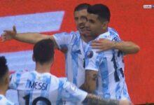 ملخص مباراة الأرجنتين والاوروجواي في كوبا أمريكا