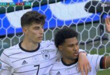 ملخص مباراة المانيا والبرتغال في يورو 2020