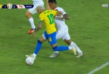 ملخص مباراة البرازيل وبيرو في كوبا أمريكا