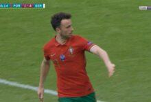 اهداف مباراة المانيا والبرتغال 4-2 يورو 2020