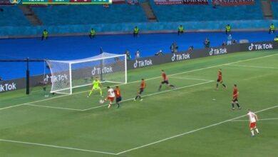 اهداف مباراة اسبانيا وبولندا 1-1 يورو 2020