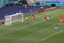اهداف مباراة ايطاليا وويلز 1-0 يورو 2020