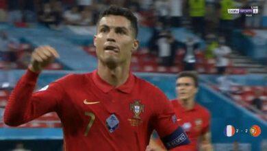 اهداف مباراة فرنسا والبرتغال 2-2 يورو 2020