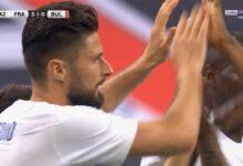 اهداف مباراة فرنسا وبلغاريا 3-0 مباراة ودية