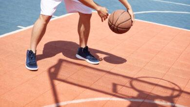 اخطاء كرة السلة في الملعب