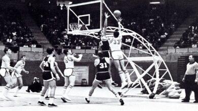 تاريخ كرة السلة