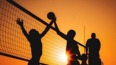 معلومات بسيطة عن كرة الطائرة