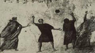 من اخترع كرة اليد