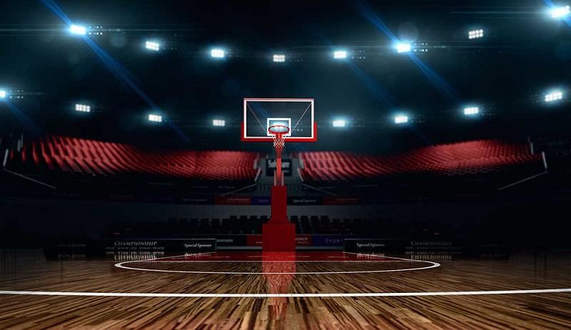 مواصفات ارض ملعب كرة السلة بالصور