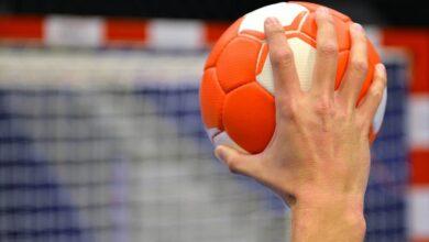مواصفات ارض ملعب كرة اليد بالصور