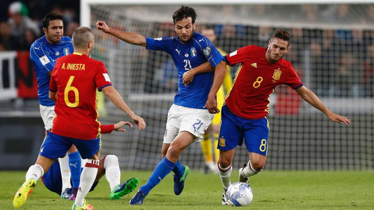 إسبانيا - إيطاليا
