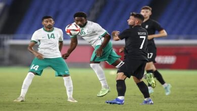 موعد مباراة السعودية والبرازيل