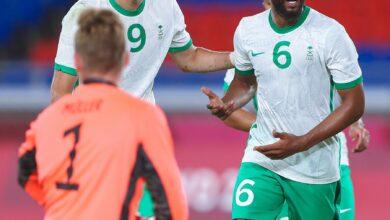 نتيجة مباراة السعودية وألمانيا في أولمبياد طوكيو 2020