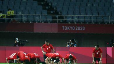 نتيجة مباراة مصر واستراليا في أولمبياد طوكيو 2020