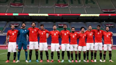 نتيجة مباراة مصر والبرازيل في ربع نهائي اولمبياد طوكيو 2020