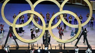 ترتيب الميداليات في الالعاب الاولمبية