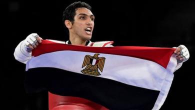 سيف عيسى يحصد ثاني ميدالية لمصر في اولمبياد طوكيو