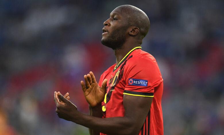 هدف بلجيكا الاول في مرمى ايطاليا 1-2 يورو 2020