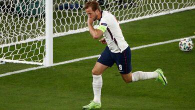 هدف انجلترا الثالث في مرمى اوكرانيا 3-0 يورو 2020